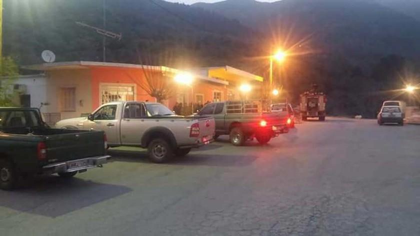 ΕΚΤΑΚΤΟ – Φωτιά: Πύρινη κόλαση στα Χανιά - Απειλούνται σπίτια - Απεγκλωβισμός ατόμων στην Κίσσαμο