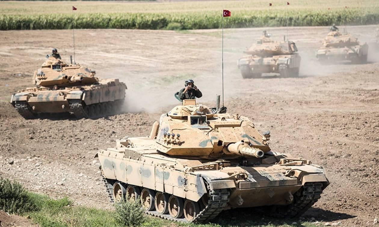 Η Τουρκία απειλεί: «Μετράμε αντίστροφα για την εισβολή στο Ιράκ εκτός εάν…»