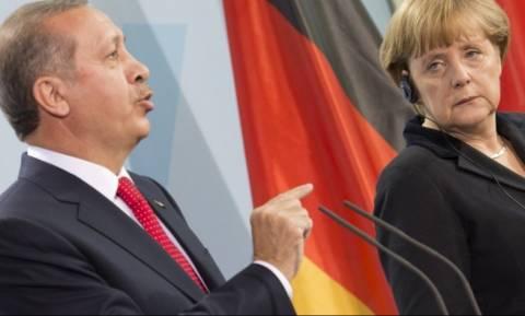 Στην αντεπίθεση ο Ερντογάν κατά Μέρκελ: Απαράδεκτες οι δηλώσεις της καγκελαρίου!