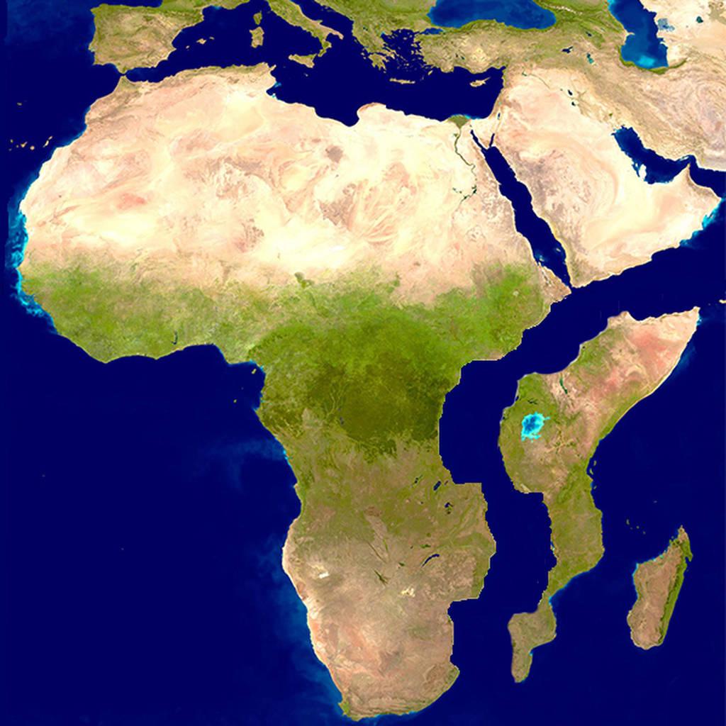 Έρευνα-Σοκ: Τεράστιο ρήγμα θα χωρίσει την Αφρική στα δύο! (Pics+Vids)