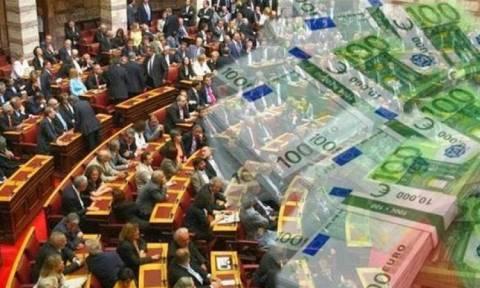 Τροπολογία - ΣΟΚ: Θεσπίζουν «ακατάσχετο» για τα δάνεια των κομμάτων!