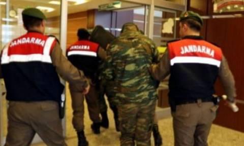 Τουρκικά ΜΜΕ: «Βρέθηκαν στρατιωτικά σχεδιαγράμματα στα κινητά των δύο Ελλήνων στρατιωτικών»