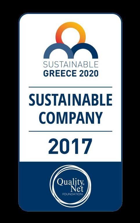 Το «ΥΓΕΙΑ» αξιολογήθηκε ως Sustainable Company 2017