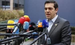 Τσίπρας από τη Σύνοδο Κορυφής: Να είμαστε ευθείς απέναντι στην Τουρκία ως προς το Διεθνές Δίκαιο