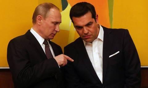 Αγριεύει το διπλωματικό παιχνίδι: O Πούτιν κάλεσε τον Τσίπρα στη Ρωσία