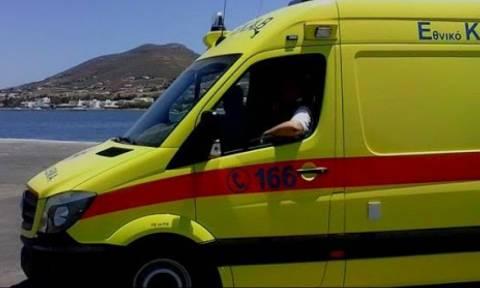 Μυτιλήνη: Στο νοσοκομείο Σύρος πρόσφυγας που αυτοπυρπολήθηκε