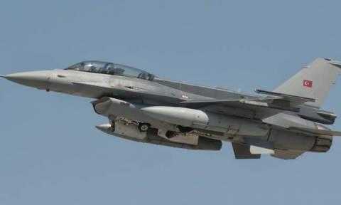 Συνετρίβη τουρκικό μαχητικό F16 - Ένας νεκρός (vid)