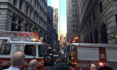 ΗΠΑ: Αναστάτωση στο Μανχάταν έπειτα από έκρηξη σε φρεάτιο (pics)