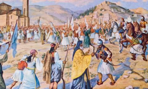 Σαν σήμερα το 1821 οι Έλληνες επαναστάτες απελευθερώνουν την Καλαμάτα