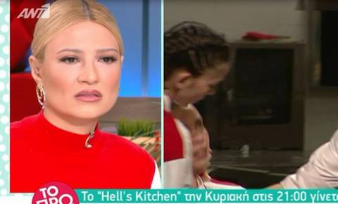 Hell's Kitchen: Λιποθύμησε η Ελπίδα – Η σοκαριστική στιγμή, που πάγωσε τους παίκτες και τον Μποτρίνι