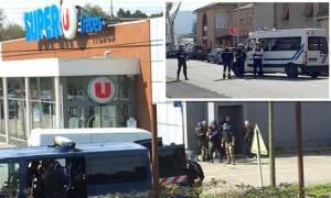 Τρομοκρατικό χτύπημα Γαλλία: Αυτός είναι ο τζιχαντιστής που κρατά ομήρους στην Τρεμπ