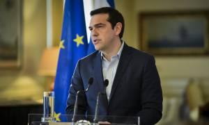 Τσίπρας για Σκοπιανό: Ζητούμενο για εμάς ένας επωφελής συμβιβασμός
