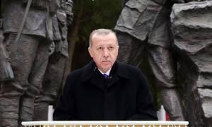 Ερντογάν: Είπα σε Τραμπ και Πούτιν ότι δεν θα υποχωρήσουμε από την Αφρίν