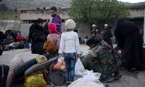 Συρία: Νέοι βομβαρδισμοί στην Ανατολική Γούτα - Νεκροί 37 άμαχοι