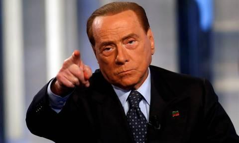 Πολιτικός «εμφύλιος» στην Ιταλία: Έξαλλος ο Μπερλουσκόνι