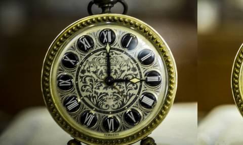 Αλλαγή ώρας 2018: Δείτε πότε βάζουμε μία ώρα μπροστά τα ρολόγια μας