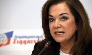 Ντόρα Μπακογιάννη: Ανησυχώ για ένα ατύχημα στο Αιγαίο