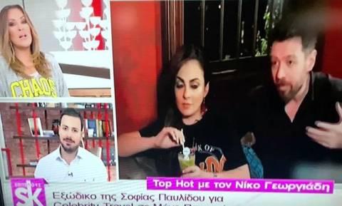 Σοφία Παυλίδου-Μάνος Παπαγιάννης: Ο... πόλεμος συνεχίζεται με νέο εξώδικο της ηθοποιού