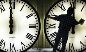 Αλλαγή ώρας 2018: Πότε να βάλετε μία ώρα μπροστά τα ρολόγια σας