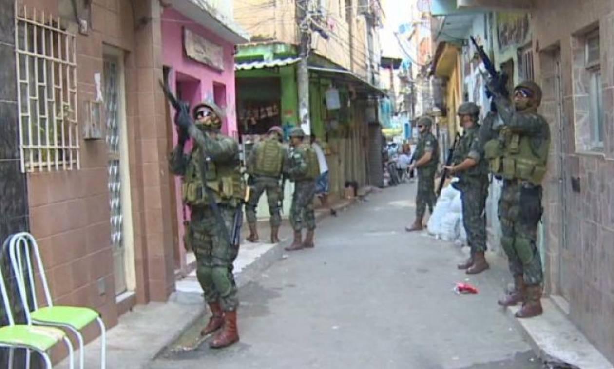 Βραζιλία: Οκτώ νεκροί σε επιχείρηση της χωροφυλακής στη μεγαλύτερη φαβέλα του Ρίο