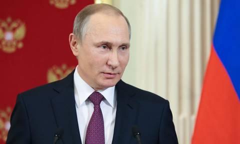 Обращение Владимира Путина к россиянам по итогам выборов