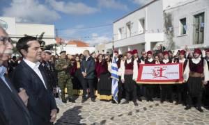 Σαφές μήνυμα Τσίπρα: Η Τουρκία οφείλει να σταματήσει τις παράνομες ενέργειες στο Αιγαίο