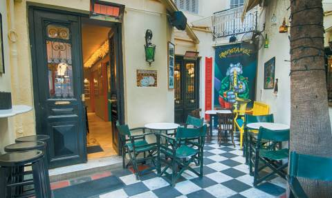 Ξεκάθαρα το καλύτερο μαγαζί για ραντεβού στην Αθήνα