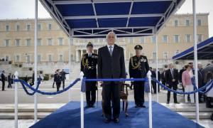 Ηχηρό μήνυμα Παυλόπουλου: Θα υπερασπιζόμαστε δίχως ίχνος εκπτώσεων την ελευθερία μας