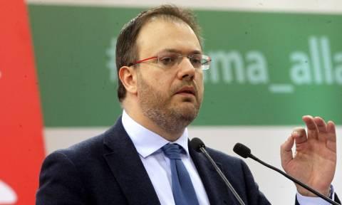 25η Μαρτίου - Θεοχαρόπουλος: Η χώρα έχει ανάγκη από ένα νέο πατριωτισμό και όχι από εθνικιστές