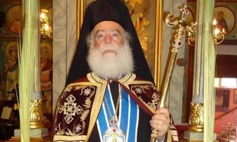Το συγκινητικό μήνυμα του Πατριάρχη Αλεξανδρείας: Την Ελλάδα λίγοι αγάπησαν, μα πολλοί...