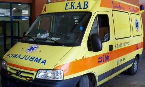 Νέο τροχαίο με σοβαρά τραυματίες στην Κρήτη