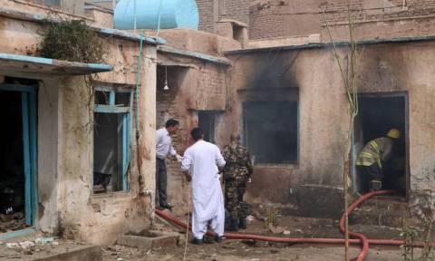 Αφγανιστάν: Νέα φονική επίθεση αυτοκτονίας τζιχαντιστή