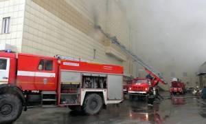 Ρωσία: Στους 37 οι νεκροί από την πυρκαγιά σε εμπορικό κέντρο στο Κεμέροβο