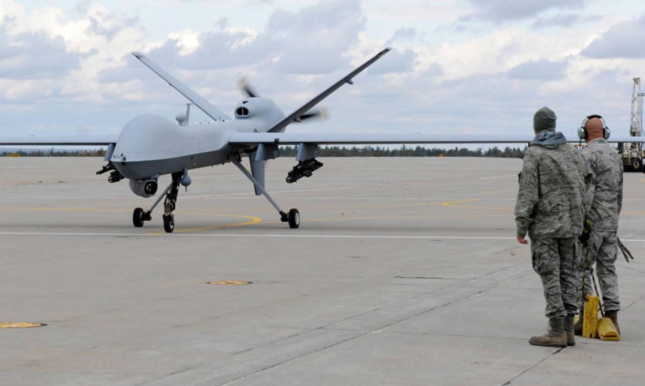 Αεροπορική βάση των ΗΠΑ με drones στη Λάρισα;