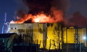 Τραγωδία στη Ρωσία: Στους 53 ο αριθμός των νεκρών από την πυρκαγιά σε εμπορικό κέντρο (Pics+Vids)