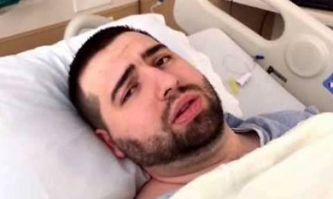 Ασθενής μόλις... ξυπνά απ' το χειρουργείο. Το τι ακολουθεί δεν το φαντάζεται κανένας... (video)