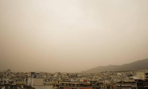 Καιρός – Αστεροσκοπείο: Πότε θα υποχωρήσει η αφρικανική σκόνη από την Αθήνα – Πόσο τοξική είναι
