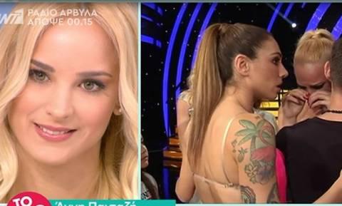 Άννυ Πανταζή: Τα δάκρυά της μετά την αποχώρηση από το Dancing with the stars: «Έπαθα σοκ»!