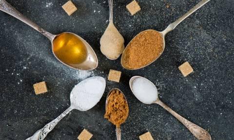 Φυσικά υποκατάστατα ζάχαρης: Ποιο είναι το πιο υγιεινό & ποιο το χειρότερο; (εικόνες)