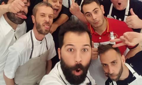 Δημοσθένης Mπαλόπουλος & Βασίλης Μουρατίδης: Ποιοι είναι οι δύο κούκλοι μάγειρες του Master Chef;
