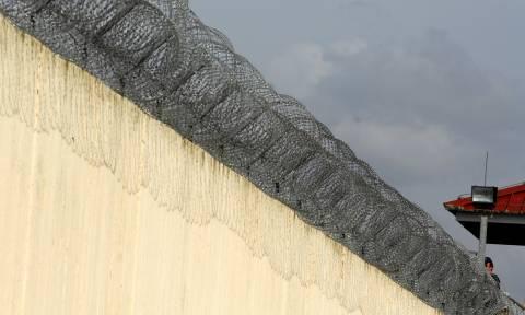 Έρευνα για την ομηρία σωφρονιστικού υπαλλήλου στις φυλακές Τρικάλων