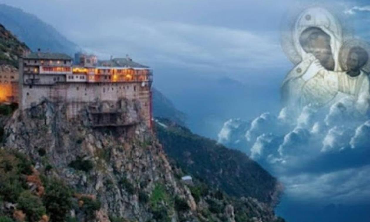Προσευχή για την γλωσσοφαγιά από το Άγιον Όρoς