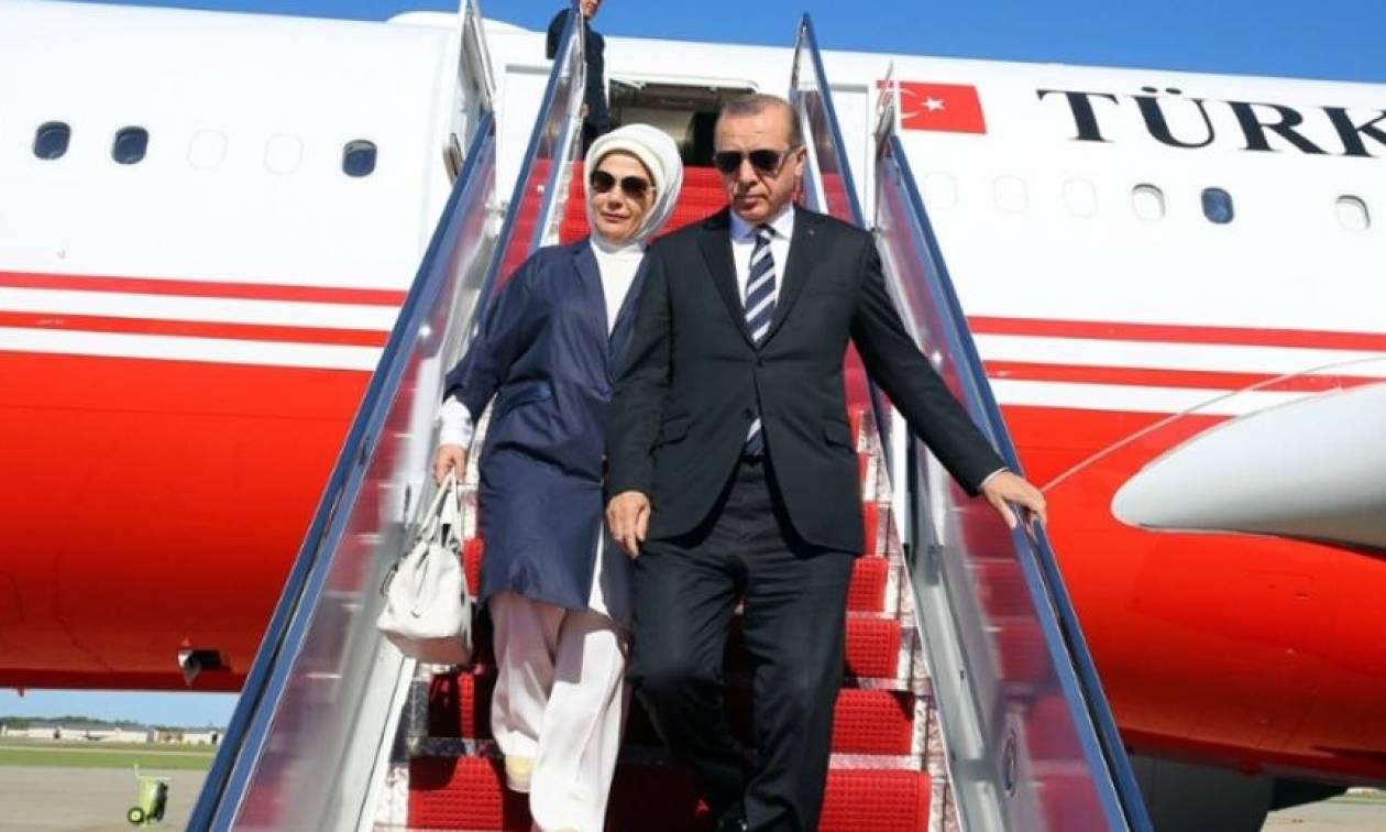 Ερντογάν: Δεν φαντάζεστε τη μεγαλύτερη φοβία του και γιατί ταξιδεύει πάντα με δύο αεροπλάνα! (pics)