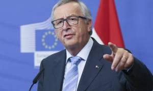Σύνοδος Κορυφής - Γιούνκερ: Να απελευθερωθούν οι δύο στρατιώτες πριν το Πάσχα