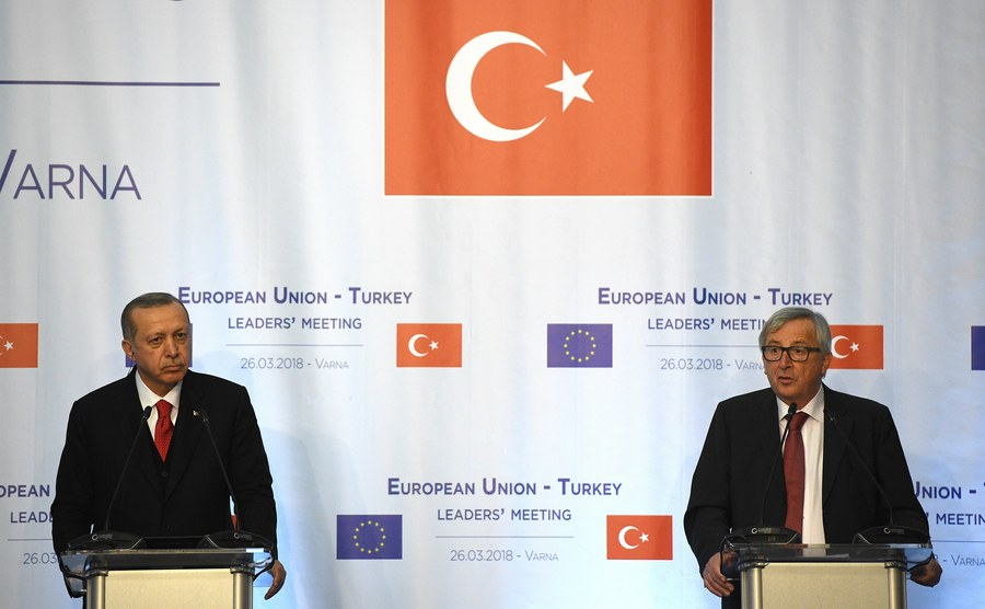erdogan juncker