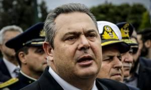 Καμμένος: Ελπίζω σε απελευθέρωση των δύο Ελλήνων στρατιωτικών πριν από το Πάσχα
