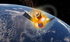 Παγκόσμια αγωνία: Πού θα συντριβεί ο διαστημικός σταθμός 8,5 τόνων; Κίνδυνος και για την Ελλάδα