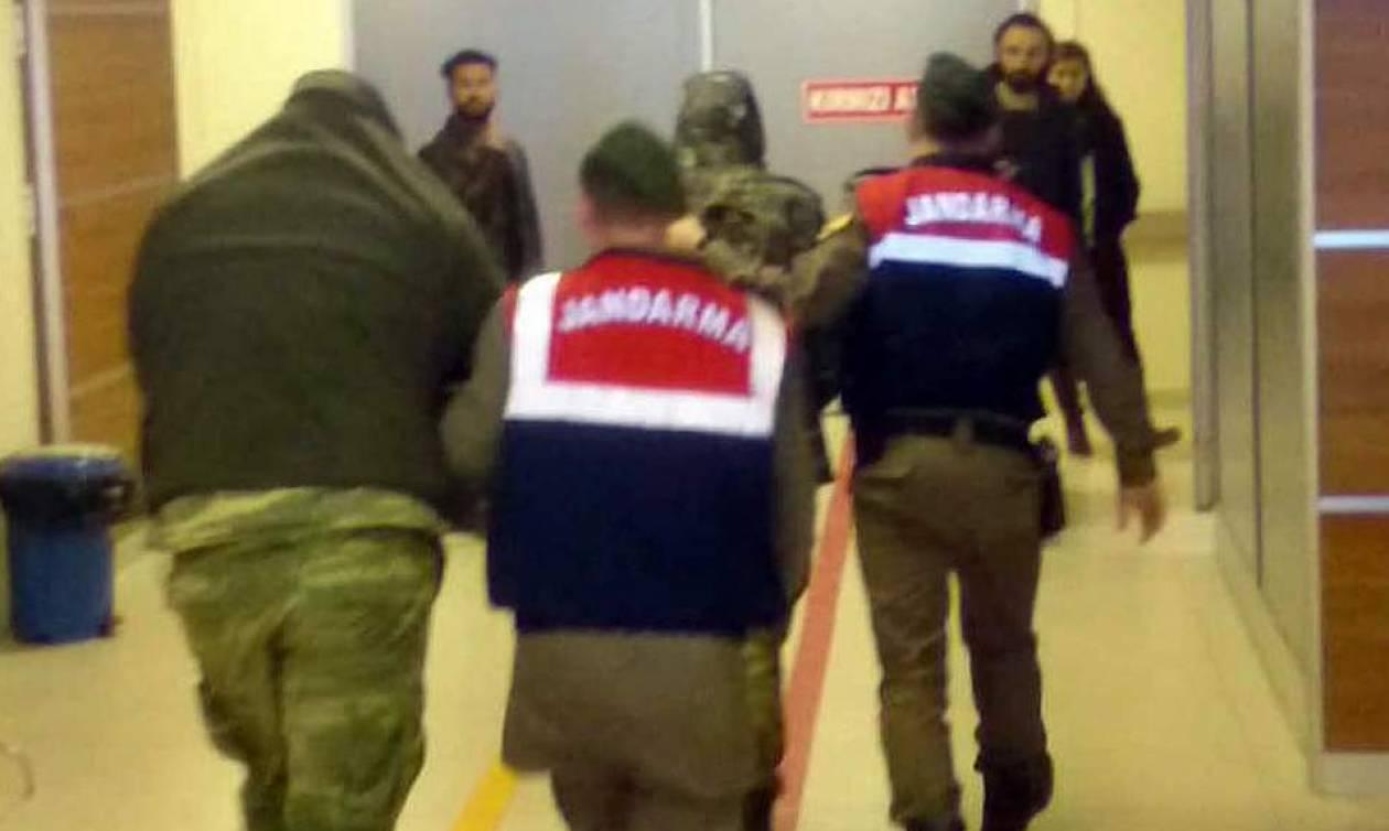 Παραμένουν στη φυλακή οι δύο Έλληνες στρατιωτικοί - Απερρίφθη το αίτημα αποφυλάκισής τους