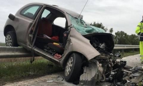 Ανείπωτη θλίψη: Τελευταίο αντίο στα θύματα του πολύνεκρου τροχαίου στο Κιλκίς
