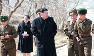 Ο Κιμ έτοιμος για αποπυρηνικοποίηση της κορεατικής χερσονήσου και συνάντηση με τον Τραμπ